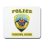 Youngtown Arizona Police Mousepad