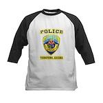 Youngtown Arizona Police Kids Baseball Jersey