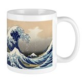 Kanagawa The Great Wave Coffee Mug