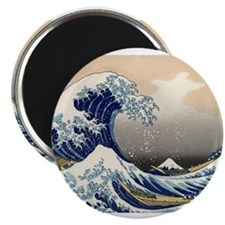 Kanagawa The Great Wave Magnet