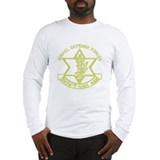 Unique Idf Long Sleeve T-Shirt