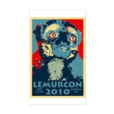 Lemurcon 2010 Decal
