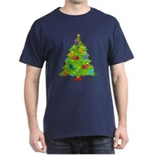 French Horn Christmas T-Shirt
