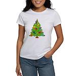 French Horn Christmas Women's T-Shirt