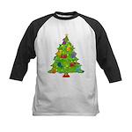 French Horn Christmas Kids Baseball Jersey