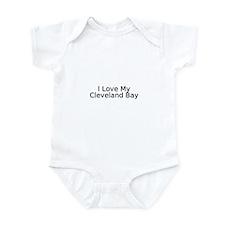 Cleveland bay Infant Bodysuit