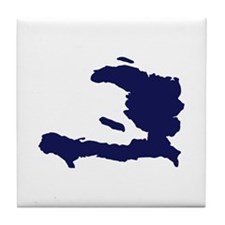 Haiti Tile Coaster