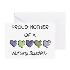 Nursing Student Greeting Card