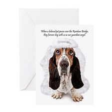 Loss of Pet Card Greeting Cards