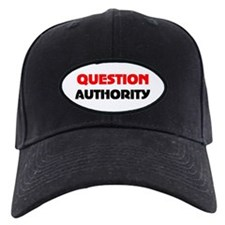 QUESTION AUTHORITY Baseball Hat