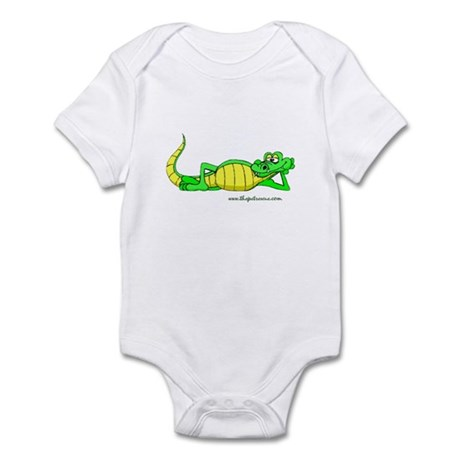The cool gator Infant Bodysuit