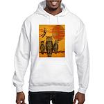 3 Owls Hooded Sweatshirt