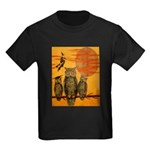 3 Owls Kids Dark T-Shirt