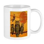 3 Owls Mug