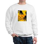 Pumpkin Cats Sweatshirt