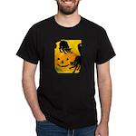 Pumpkin Cats Dark T-Shirt