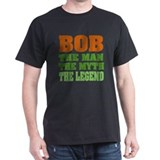 BOB - the Legend Black T-Shirt