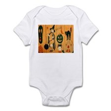 Halloween Frolic Infant Bodysuit