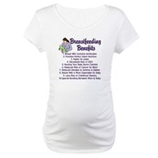 Breastfeeding Benefits Shirt