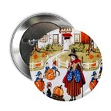 "Witches & Elves 2.25"" Button (10 pack)"