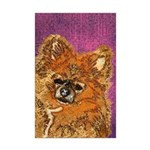 Long Haired Chihuahua Mini Poster