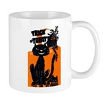 Vintage Trick or Treat Image Mug