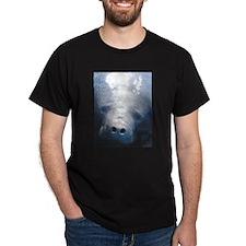 Manatee Black T-Shirt