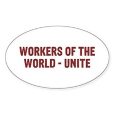 Workers Decal