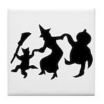Halloween Dance Tile Coaster