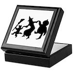 Halloween Dance Keepsake Box