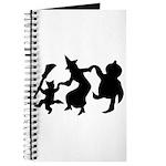 Halloween Dance Journal