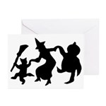 Halloween Dance Greeting Cards (Pk of 20)