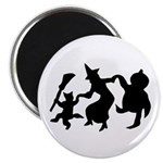 Halloween Dance Magnet