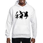 Halloween Dance Hooded Sweatshirt