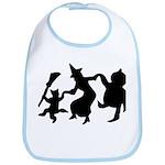 Halloween Dance Bib