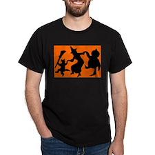 Festive Halloween Dance T-Shirt
