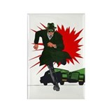 $4.99 Green Hornet Icon 2 Magnet