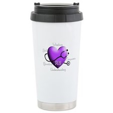 Nurse Gifts XX Ceramic Travel Mug