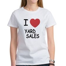 I heart yard sales Tee