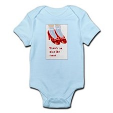 There`s No Place Like home Infant Creeper