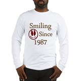 Unique 1987 Long Sleeve T-Shirt