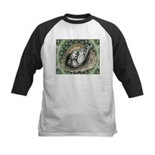 Nesting Pigeons Decorative Tee