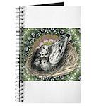 Nesting Pigeons Decorative Journal