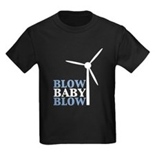 Blow Baby Blow (Wind Energy) T