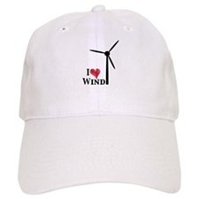 I love wind Baseball Cap