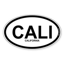 CALI - California Decal