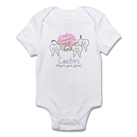 Cavities - Infant Bodysuit