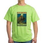 Keep Him Free Eagle Green T-Shirt