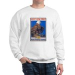 Keep Him Free Eagle Sweatshirt