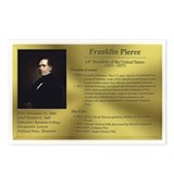 14: Franklin Pierce Postcards (8 Pack)